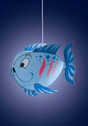 Deckenleuchte Fisch